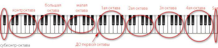 Почему основные ноты