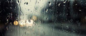 дождь для нас кино