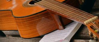 простые мелодии +на гитаре